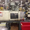 Used 40 Ton Nissei Injection Molding Machine, Model Ns40, 1.17 Oz, 1999 Vintage