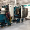 440 Ton Husky Injection Molding Machine, Model GL400GEN-RS120/110, 157.3 OZ, 2001 Vintage