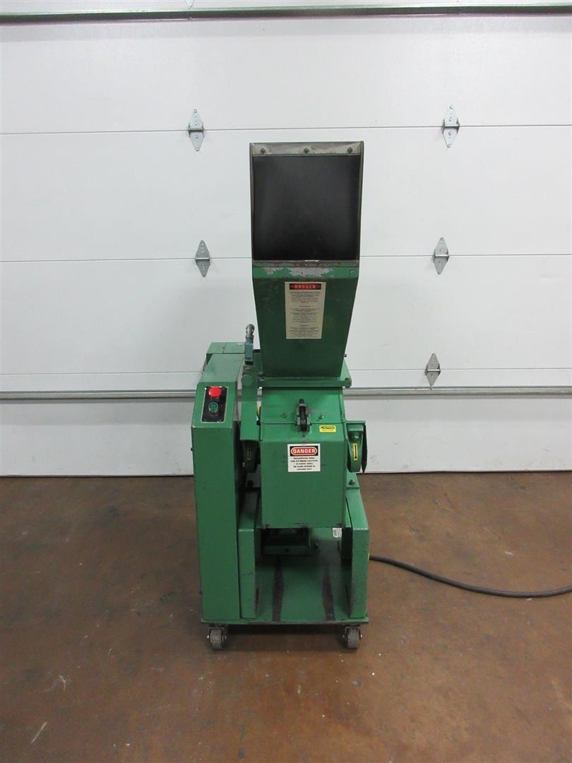 used plastic machine